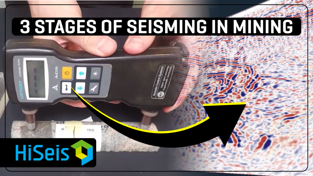 3 Stages of Seismic in Mining
